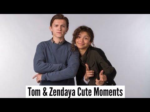 Tom Holland & Zendaya   Cute Moments (Part 2)