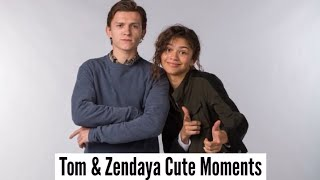 Tom Holland & Zendaya | Cute Moments (Part 2)