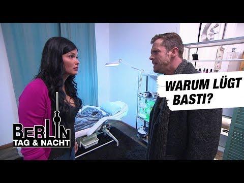 Berlin - Tag & Nacht - Geht Basti wieder fremd? #1638 - RTL II