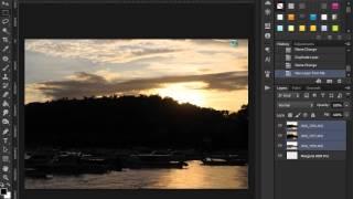 Как сделать HDR фотографию с помощью фотошоп