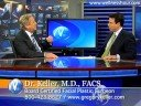 Gregory Keller, M.D. Discussing Face Lifting Techniques - Low down time face lift