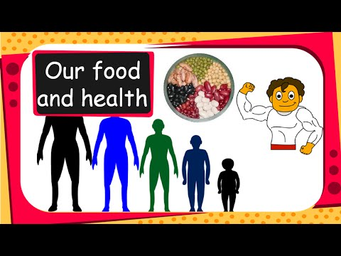 Science - Food we eat - English