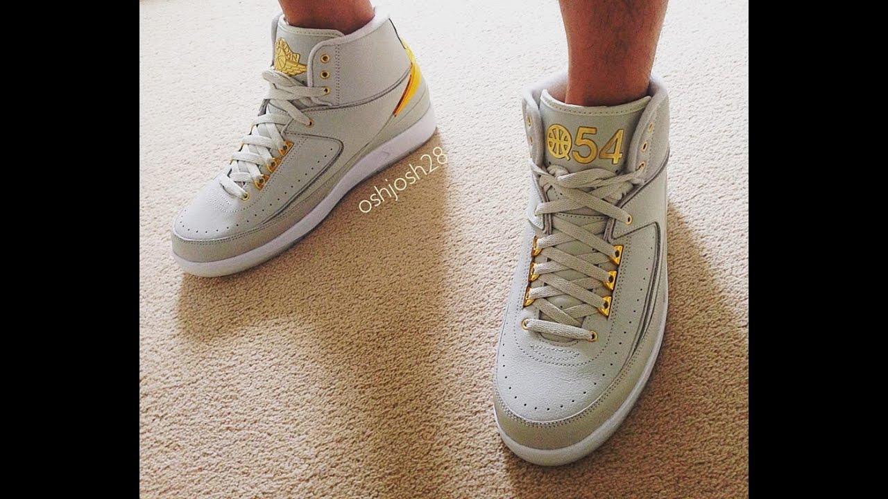 buy popular f9947 5b975 Unboxing Nike Air Jordan 2 Quai 54 Q54 Europe exclusive