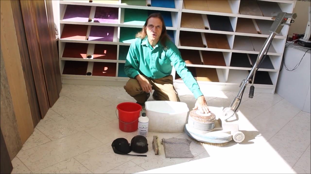 Hervorragend Kork gründlich reinigen ⁞⁞⁞ Korkboden Grundreinigung ⁞⁞⁞ DIY - YouTube SM56