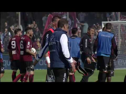 Serie B ConTe.it 2016/2017 | 36ª Giornata Salernitana - Latina 2 - 1: Highlights