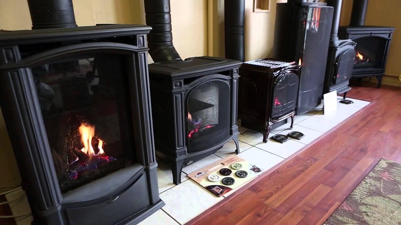 Ambassador Fireplaces Showroom Springfield Eugene Oregon