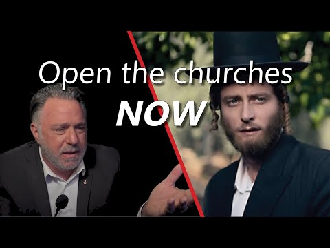 Catholics & Jews to American Bishops: OPEN THE CHURCHES NOW!