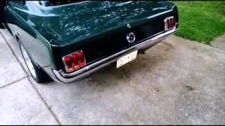 1965 Mustang Roller Cam