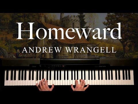 Homeward - original song by Andrew Wrangell (Piano)