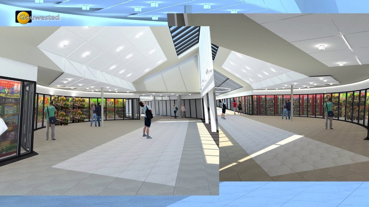 Uitbreiding Winkelcentrum Goverwelle