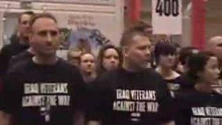 IVAW confronts military recruiters in St Louis