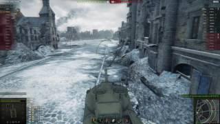 Т28 прототип - ворлд оф танк | 1 против 6 | Как играть на T28 prototype