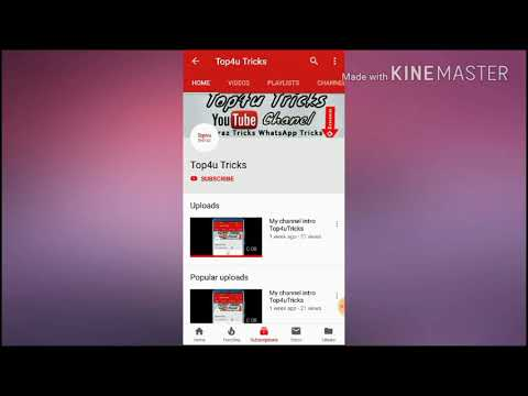 How to Download  video And Mp3 Song Full HD Quality just One Click Keepvid #Top4uTricks