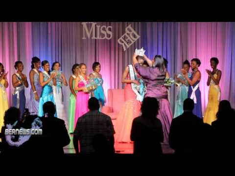 Jana Lynn Outerbridge Wins 2011 Miss Bermuda Pageant