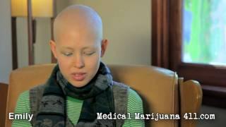 Emily Sander - Lymphoma Cancer Survivor - Medical Marijuana Treatment
