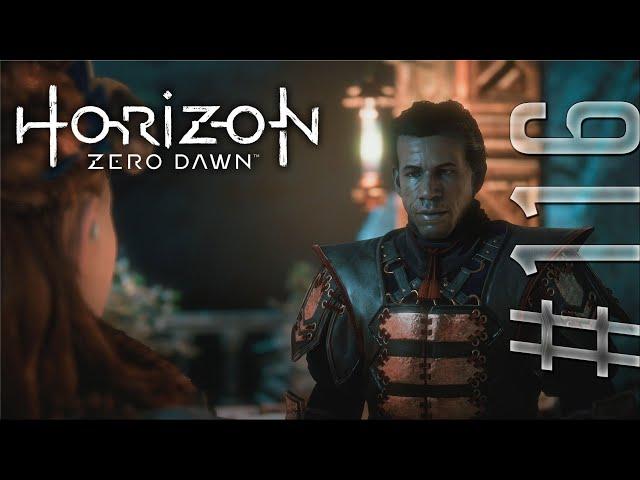 Horizon: Zero Dawn #116 - Sagt Zaid die Wahrheit?