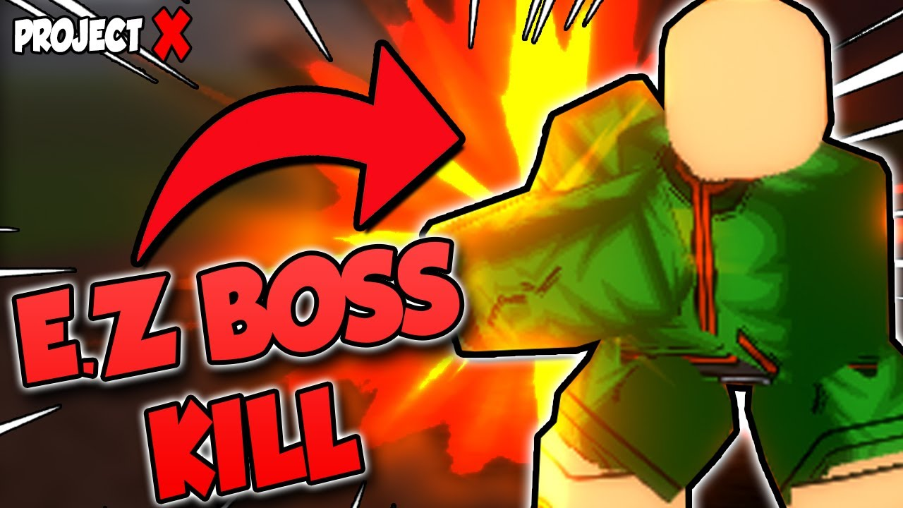 Turning Into A Boss In Roblox Youtube How To Kill Bosses Fast Using The Cheapest Ability Project X Roblox Tips Tricks Youtube