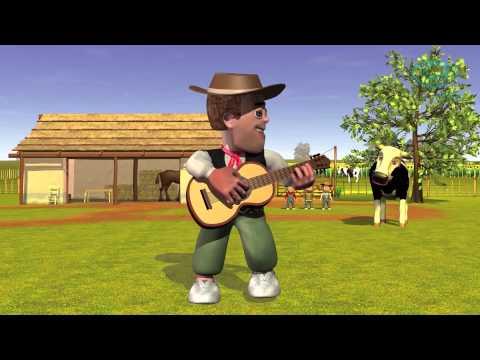 La vaca lola - Canciones de la granja