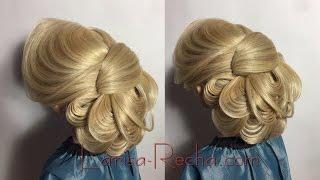 Свадебная причёска Минск