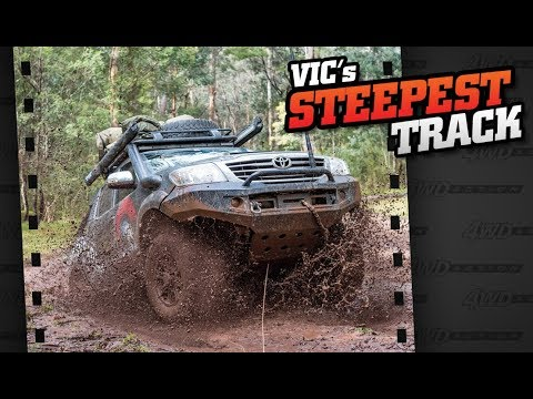 Oz's STEEPEST 4x4 track! • The most incredible campsites ? - appin