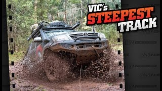 Oz's STEEPEST 4x4 track! • The most incredible campsites 😍