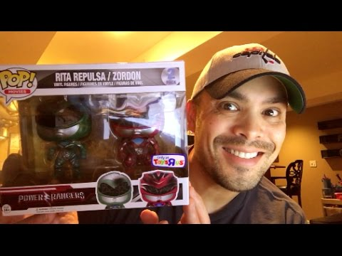 Episode 133 - TOY HUNTING Toys R Us, Wal Mart, and Meijer! Power Rangers, Marvel Legends, and more!
