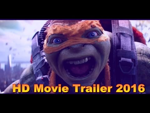 Teenage Mutant Ninja Turtles : Out Of The Shadows Trailer 2016 - WorldWide Movies Online