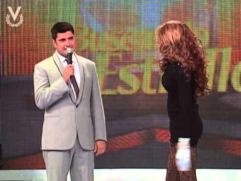Buscando Una Estrella - Isber Guanire como Michael Jackson y Beyoncé - 03/08/13