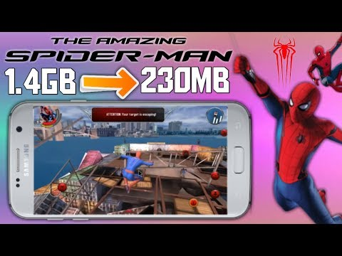 Highly Compressed Amazing Spiderman Android Game Free Download | Apk + Data | Hindi 2017