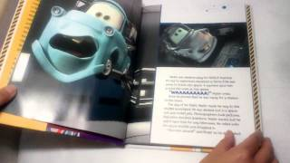 Cars Toon Story Book