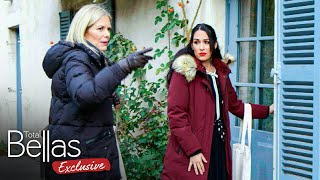 Brie & Kathy get LOCKED OUT of their French vacation home! - Total Bellas Exclusive