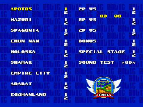 Sonic Unleashed- Jungle Joyride day music- Mega Drive/Genesis arrangement