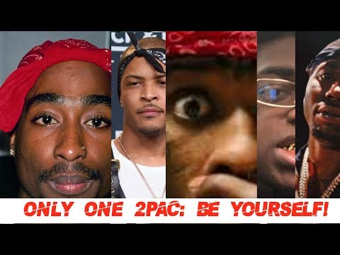 2Pac a Legend: Rappers Want to Say they are Pac like Young Thug, Kodak Black, YFN Lucci, T.I. + More
