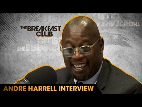 Andre Harrell Interview With The Breakfast Club (9-28-16)