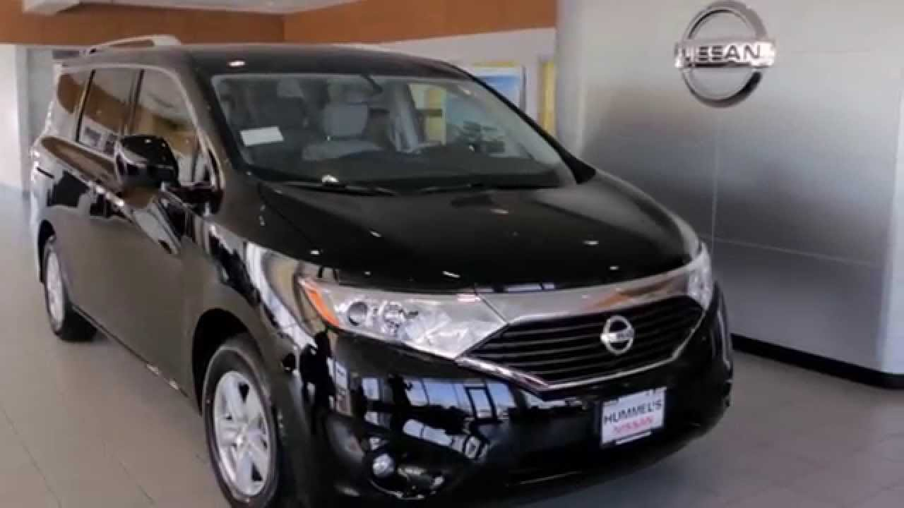Meet The New Nissan Quest At Hummel S Nissan In Des Moines