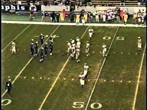 memphis vs east carolina football 1996 part 4
