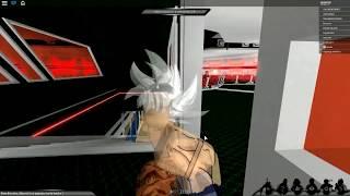 UI Goku sur Roblox