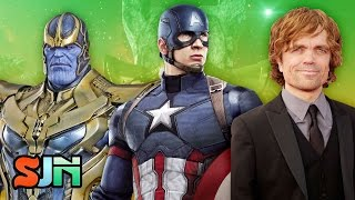 Avengers 3 & 4 Shooting Separately, Plus, Who is Peter Dinklage?