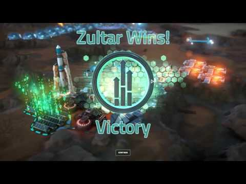 Offworld Trading Company Zultar Ranked MP #1