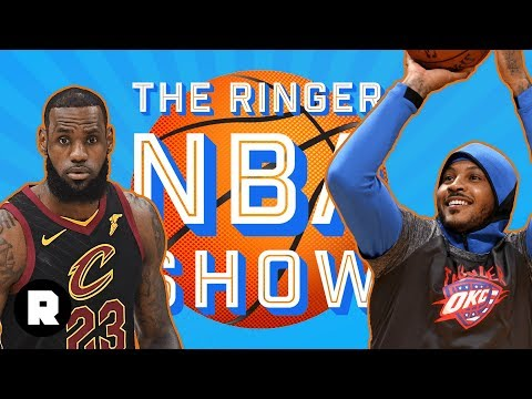Melo's Opt-in, Free-Agency Rumors, And Woj Vs. ESPN | Heat Check (Ep. 294)