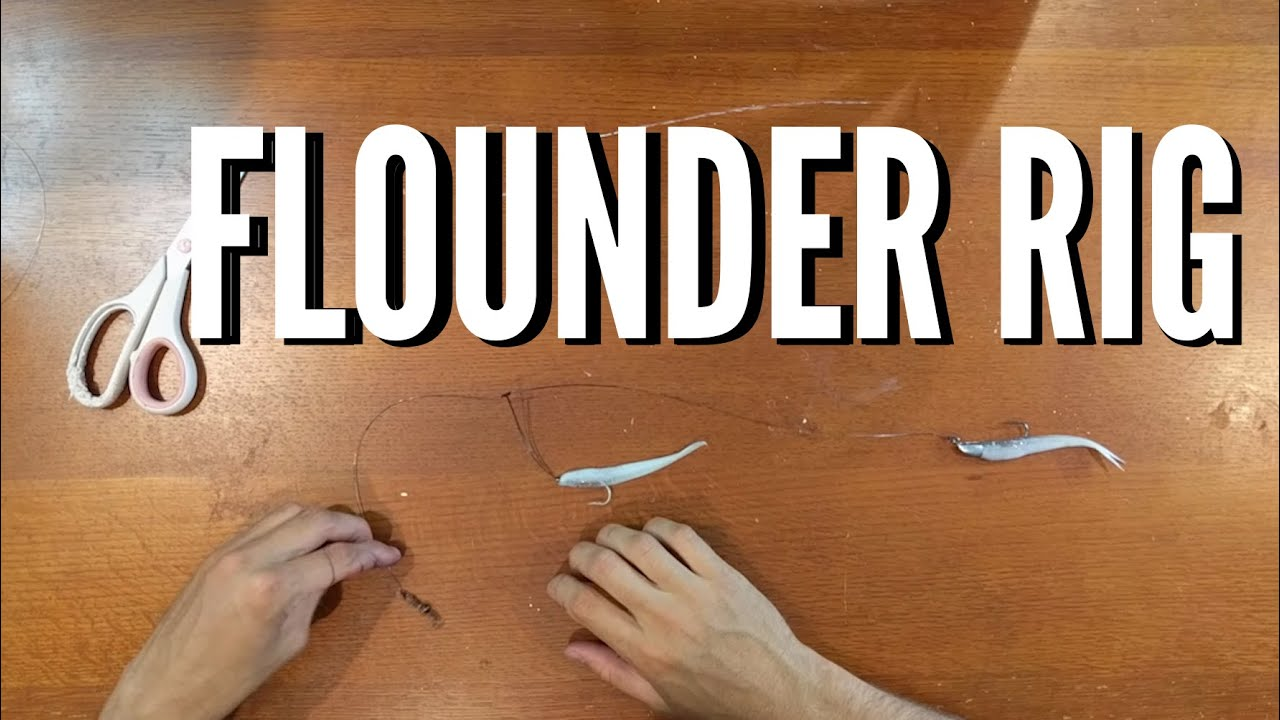 How to tie tandem rig for flounder and trout youtube for Elias v fishing