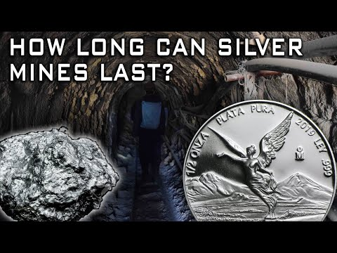 How Long Can Silver Mines Last With Silver Prices THIS Low?