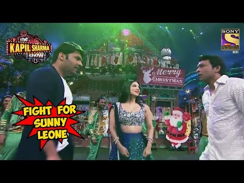 Kapil & Chandu Fight To Dance With Sunny...