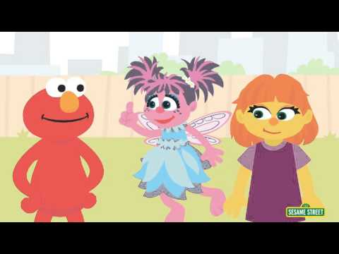 Sesame Street and Autism: We're Amazing, 1, 2, 3!