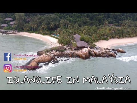 Batu Batu Tengah Malaysia Resort Island|Tour & Places to Visit in Malaysia Beach Holiday Destination