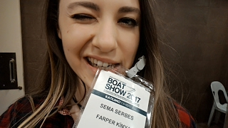CNR EXPO & BOAT SHOW | VLOG