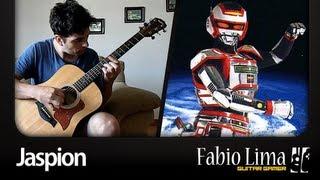 Jaspion Opening Theme on Acoustic Guitar by GuitarGamer (Fabio Lima) Resimi