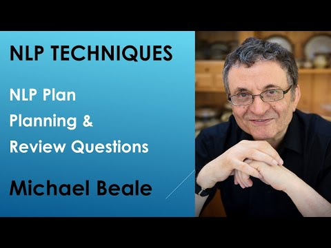 NLP Planning   Planning and Review Questions