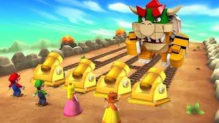 Mario Party 9 - Boss Rush (Peach vs Master CPU)