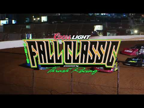 24th Annual Fall Classic | $15,000 100 Lap Feature | RacersEdge TV | Oct 27, 2018